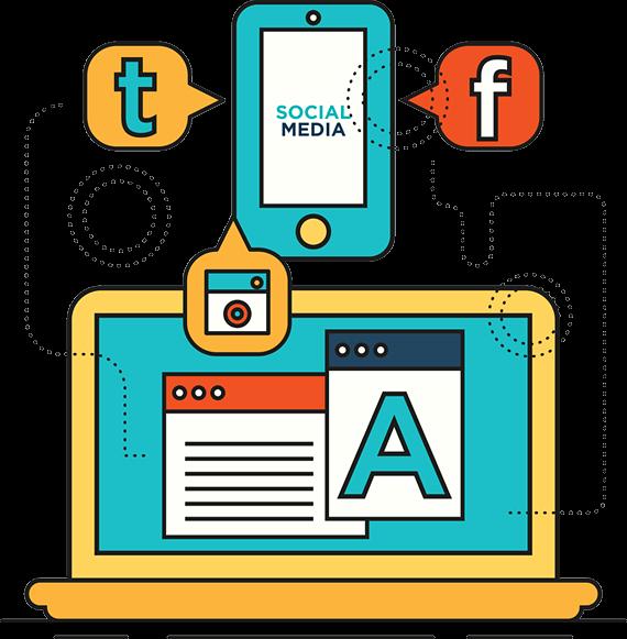 SMM Services by Techweblabs