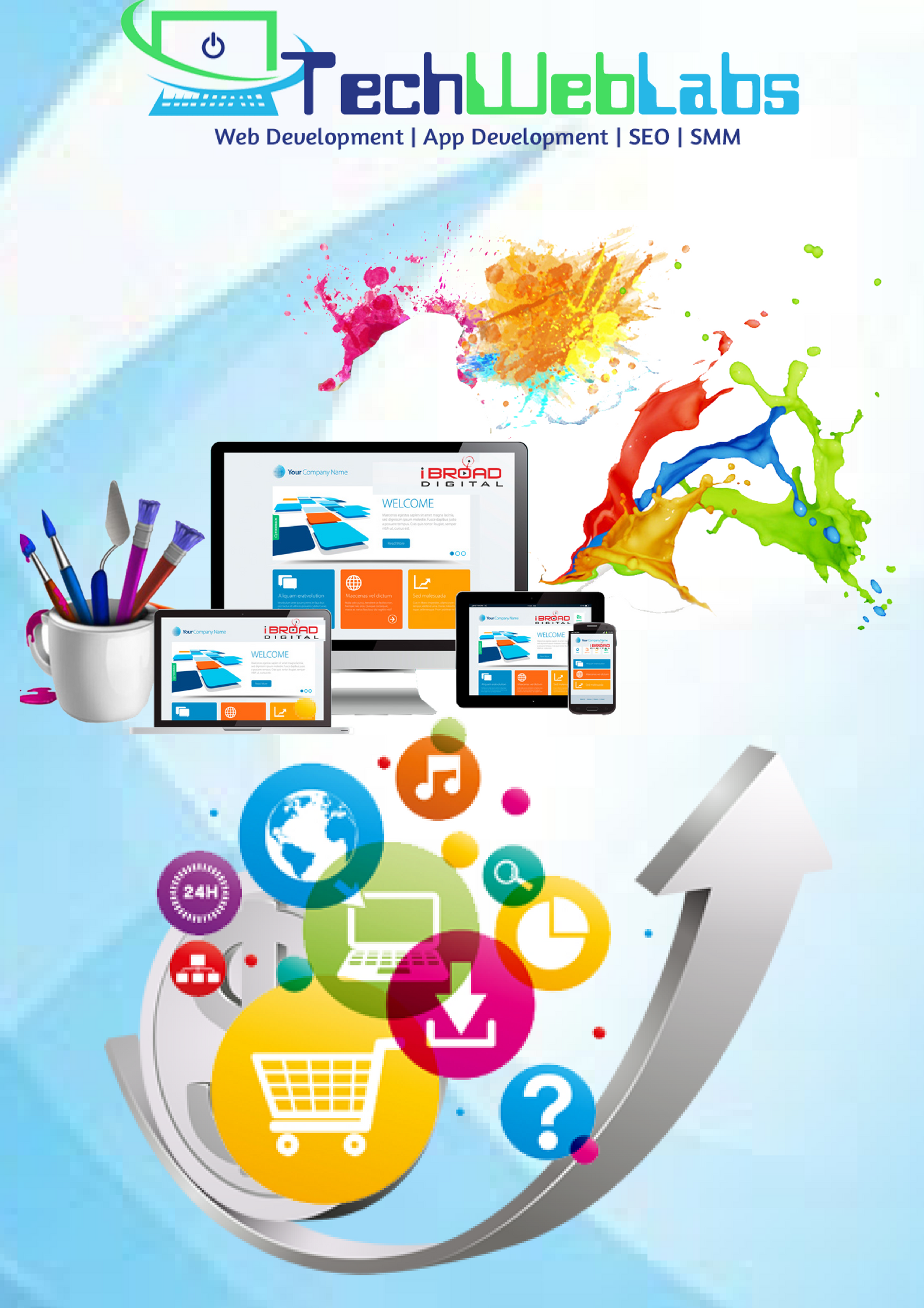 e-commerce website and app development