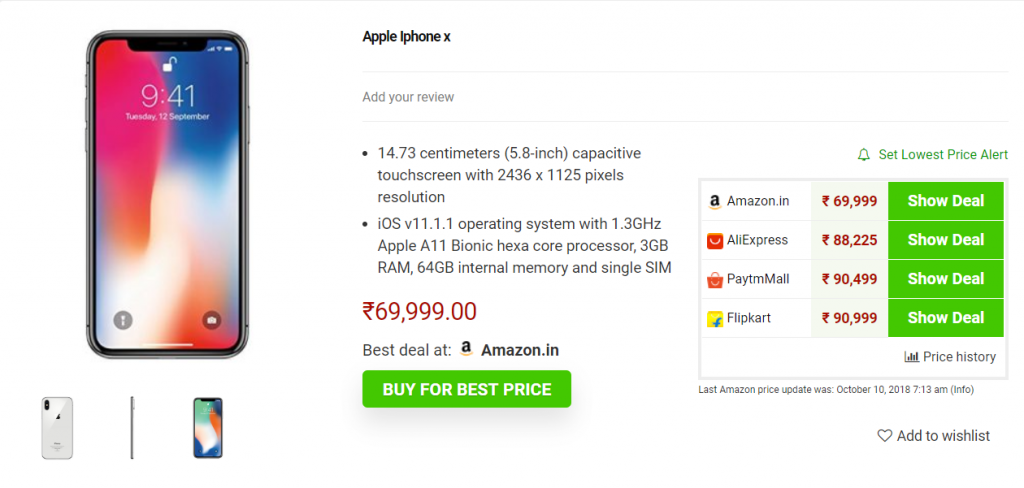 Price Comparison App >> Price Comparison App Development Android And Ios