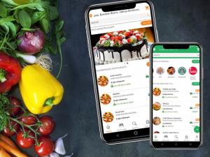 Food Application Development
