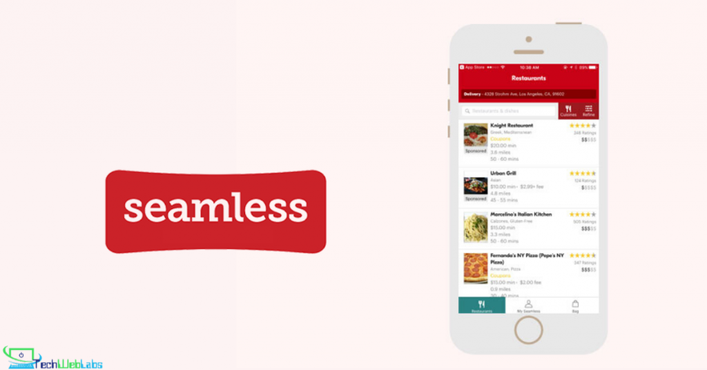 , Top 5 Food Delivery Applications and websites,
