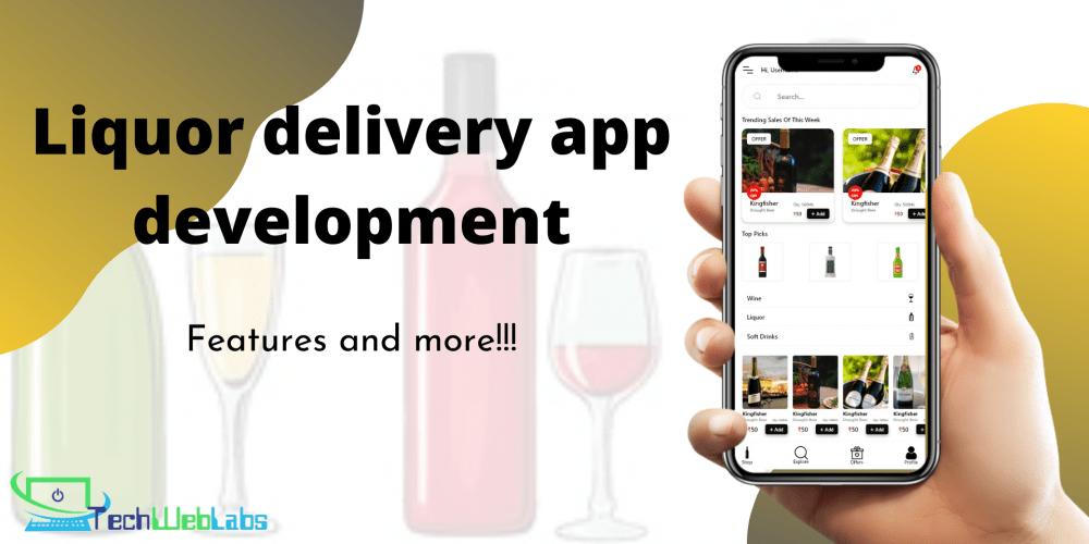 Liquor app development