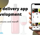 Liquor app development
