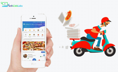 , Why is Food Delivery App Development important ?, Techweblabs - Web Development | Mobile App Development | Hyderabad