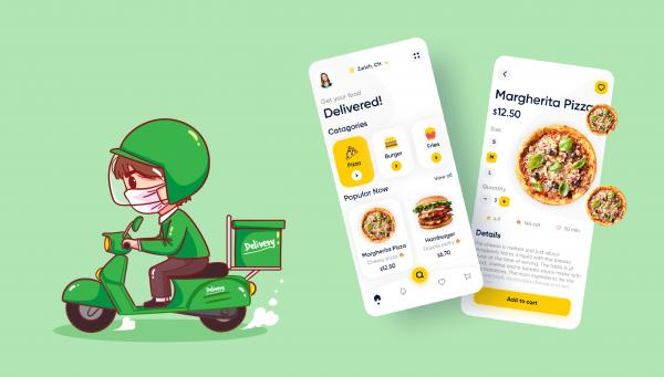 , How to build an app like Swiggy?, Techweblabs - Web Development | Mobile App Development | Hyderabad
