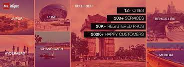 , Top On-Demand Home Service Companies Like UrbanClap in 2021., Techweblabs - Web Development   Mobile App Development   Hyderabad